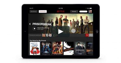 Netflix wprowadza do aplikacji podgląd wideo