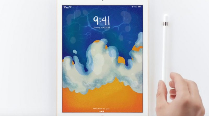 Nowy iPad Apple Pencil cena