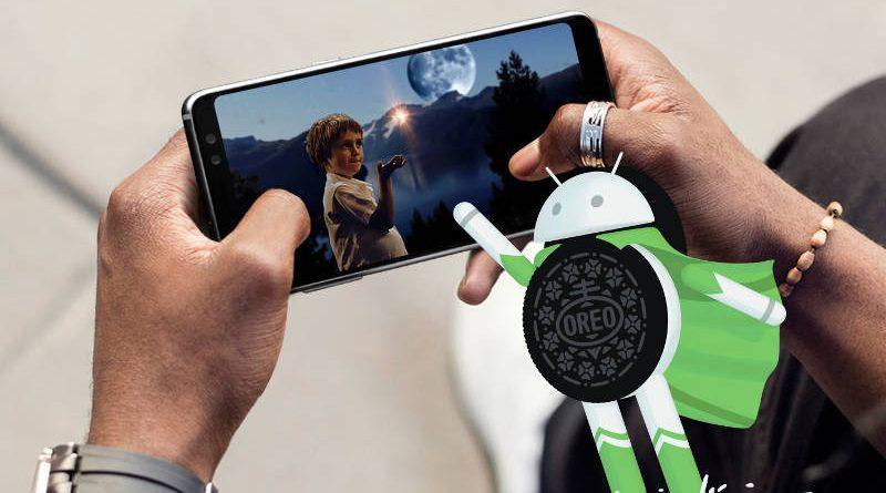 Samsung Galaxy Android 8.0 Oreo jakie smartfony