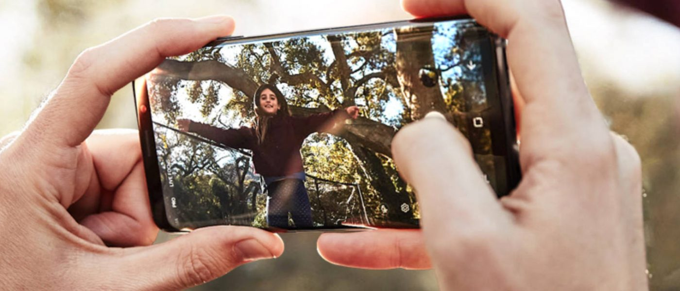 Samsung Galaxy S9 Plus aparat DxOMark