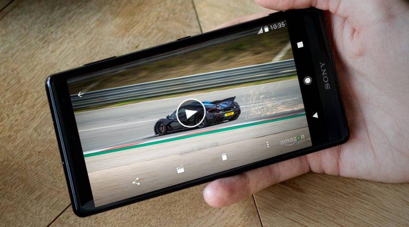 Sony Xperia XZ2 cena przedsprzedaż