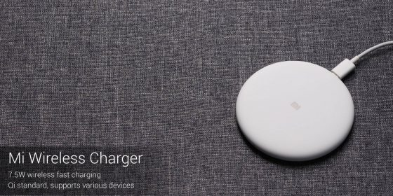 Xiaomi Mi Mix 2S bezprzewodowe ładowanie Qi