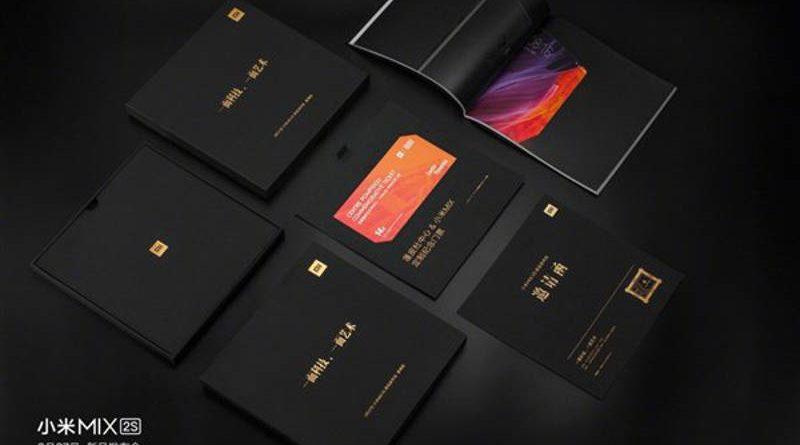 Xiaomi Mi Mix 2S cena