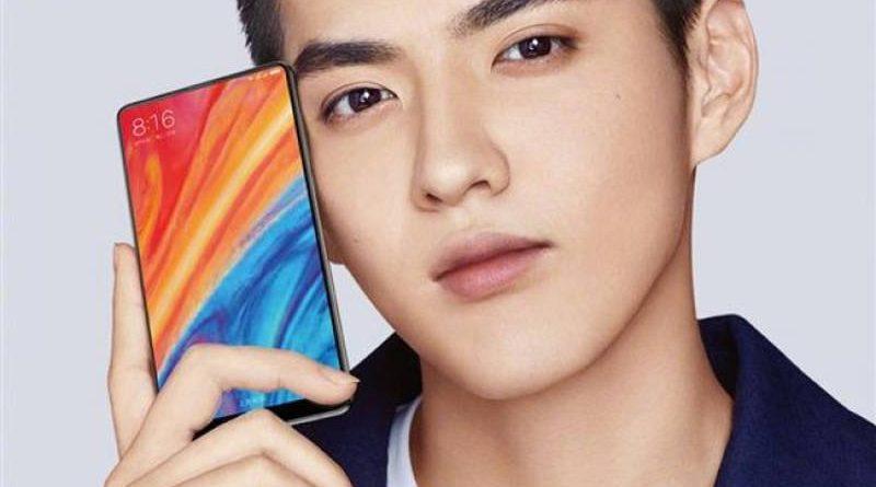 Xiaomi Mi Mix 2S oficjalne zdjęcia