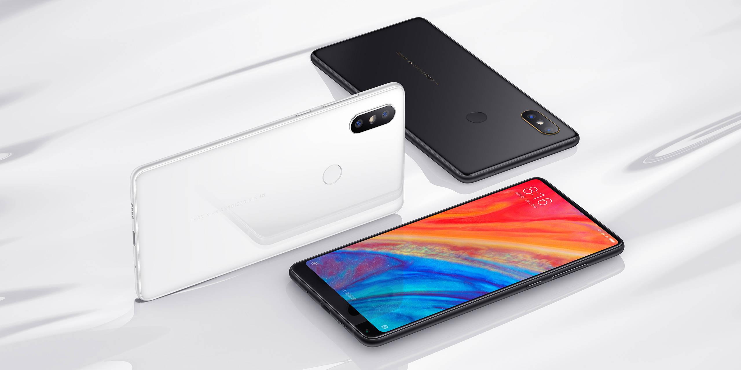 Xiaomi Mi Mix 2S błyskawicznie wyprzedany Są ceny wszystkich wersji = Tablety