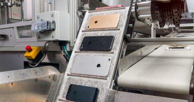 Daisy to nowy robot Apple do demontażu iPhone'ów