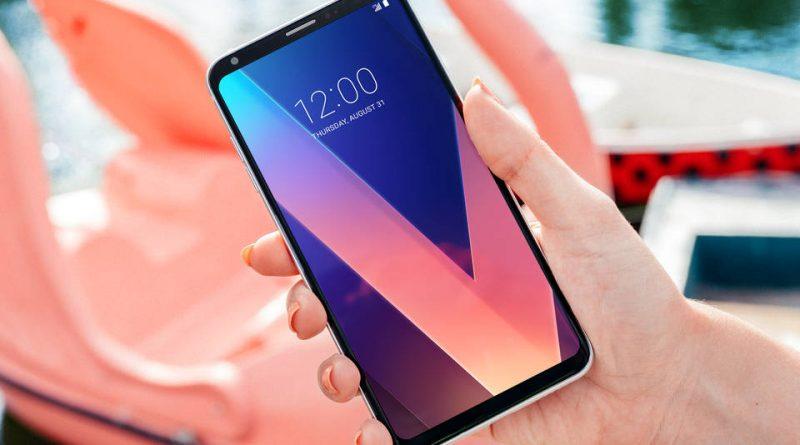 LG V30 Android 8.0 Oreo LG G6 LG Q6 LG K11
