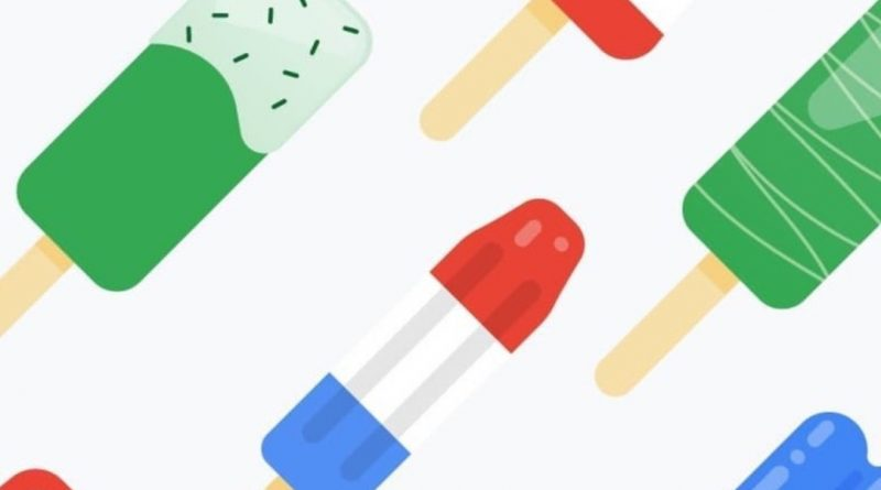 android popsicle android p