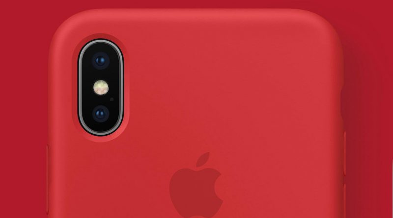 Apple iPhone X Product RED