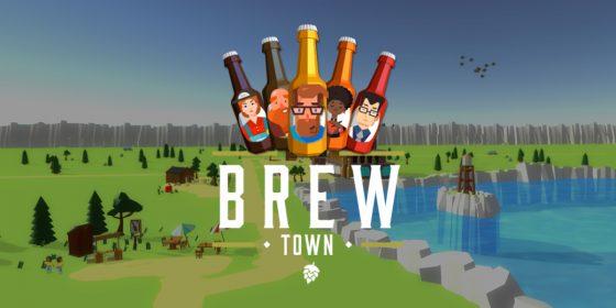 brew town najlepsze gry aplikacje kwiecień ios android 2018
