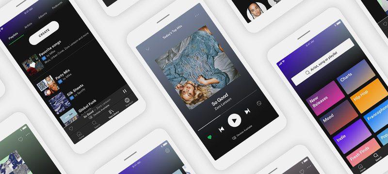 Spotify za darmo