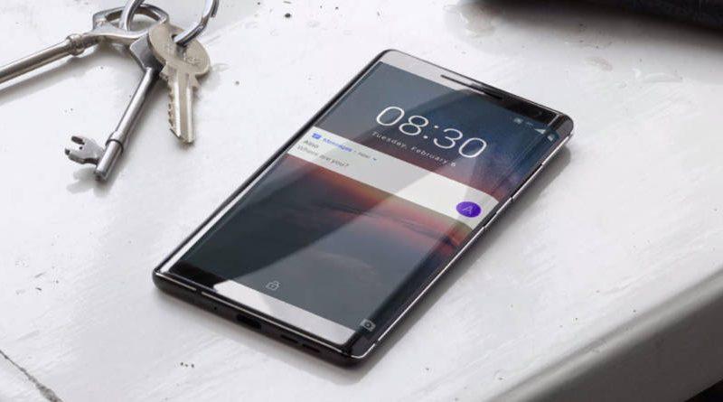 Nokia 8 Sirocco cena przedsprzedaż kiedy w Polsce Face Unlock