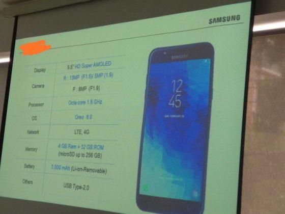 Samsung Galaxy J7 Duo specyfikacja techniczna