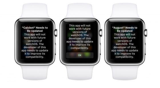Apple Watch watchOS 5 iOS 12