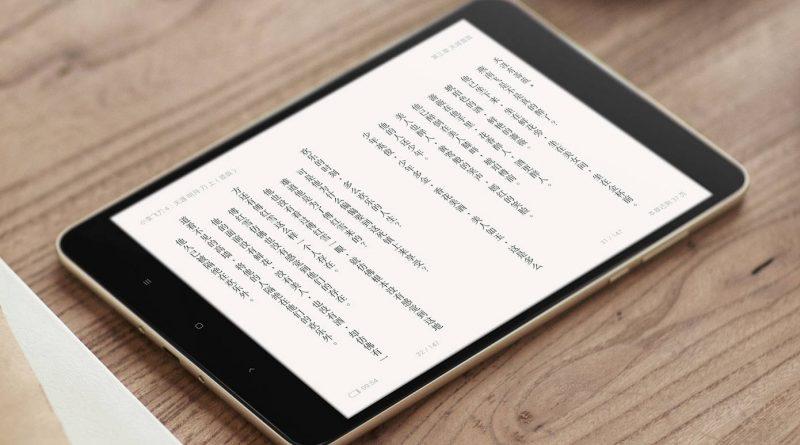 Xiaomi Mi Pad 4 specyfikacja