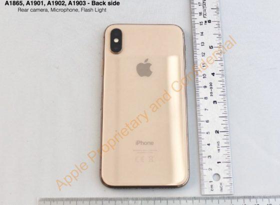 Apple złoty iPhone X kiedy