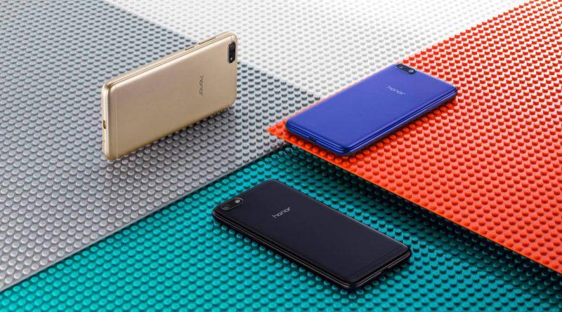 Huawei Honor 7 Play cena opinie