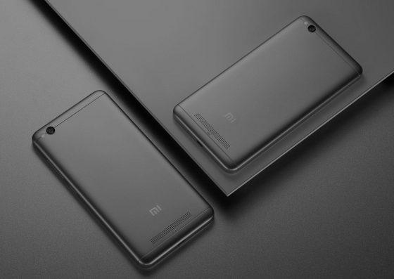 Telefon Xiaomi z MIUI 9