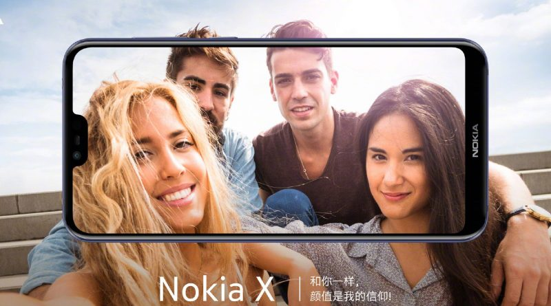 Nokia X Nokia X6 rendery