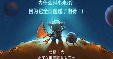 Xiaomi Mi 8 dostanie wsparcie dla Quick Charge 4.0