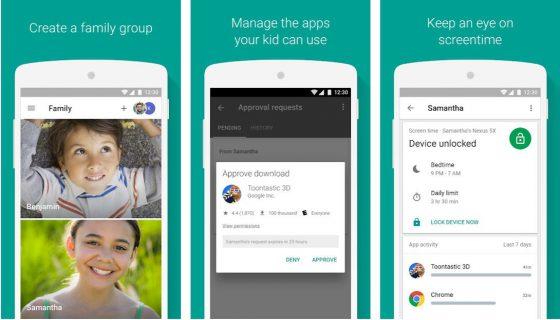 Google Family Link w Polsce aplikacja