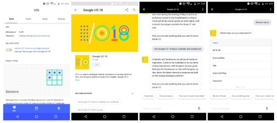 google i/o 2018 android aplikacja