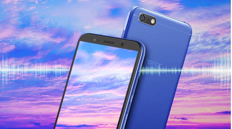 Honor 7S cena opinie specyfikacja niedrogi smartfon