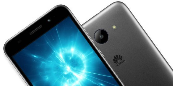 Huawei Y3 (2018) Android Go