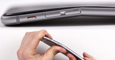 Apple wiedziało o bendgate i o tym, jak bardzo iPhone 6 był podatny na wygięcia