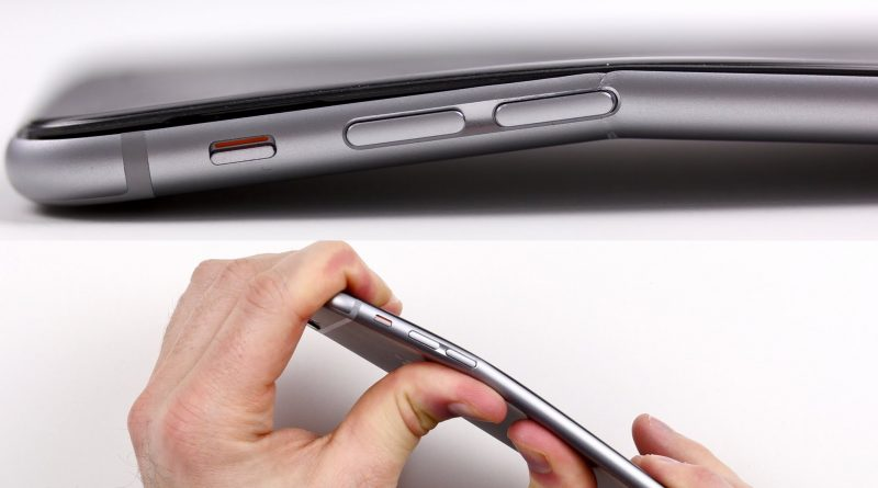 iPhone 6 Plus bendgate apple