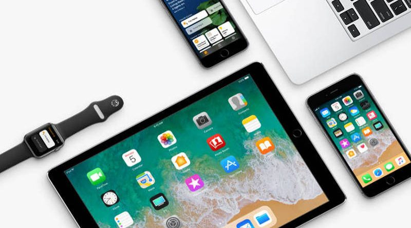 Apple iOS 11.4 beta 5