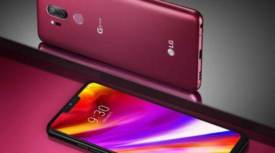 LG G7 ThinQ cena opinie specyfikacja