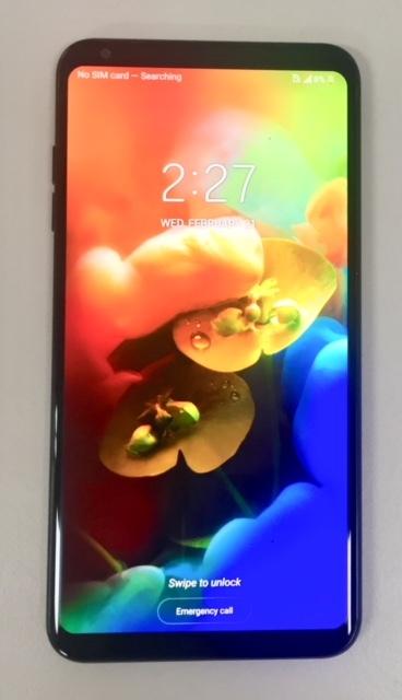 LG V35 ThinQ LG G7