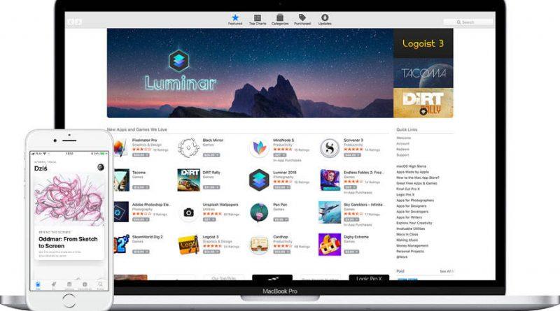 Apple macOS 10.14 iOS 12 projekt Marzipan Mac App Store WWDC 2018