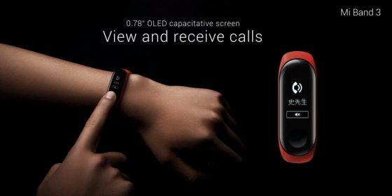 Xiaomi Mi Band 3 cena premiera
