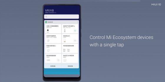 Xiaomi MIUI 10 beta