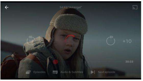 netflix nowy interfejs android