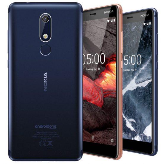 Nokia 5.1 cena specyfikacja opinie
