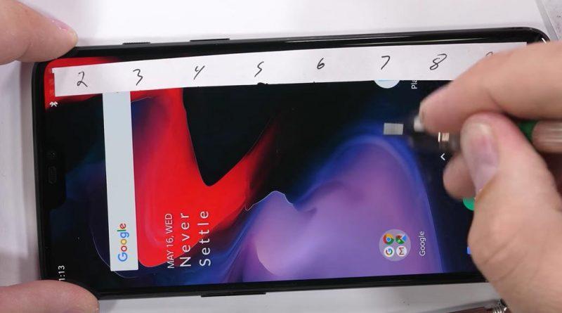 OnePlus 6 testy