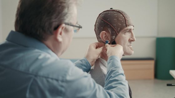 Projekt Pontis - telewizor Samsung Smart TV sterowany falami mózgowymi