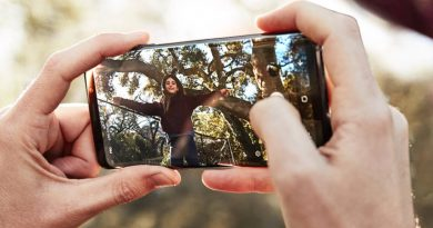 Samsung Galaxy S10 dostanie ekran Infinity O i One UI