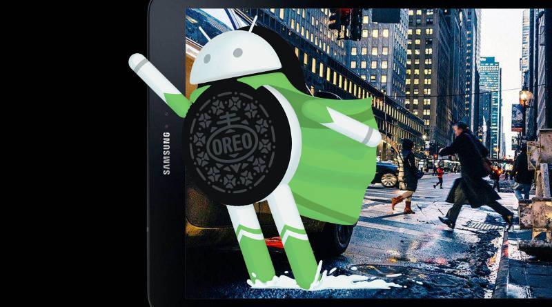 Samsung Galaxy Tab S3 Android 8.0 Oreo Galaxy S7