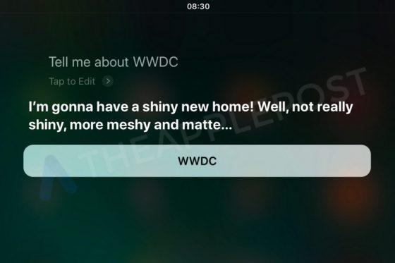 Apple Siri iOS 12 WWDC 2018 nowy HomePod