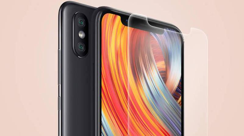Xiaomi Mi 8 notch szkło ochronne
