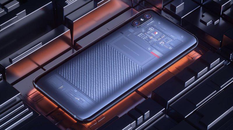 Xiaomi Mi 8 Explorer Edition cena specyfikacja opinie