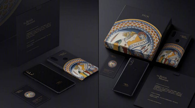 Xiaomi Mi Mix 2S Art Special Edition cena