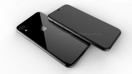 Apple nowy iPhone 9 2018 rendery iPhone 2018 Xs Max kiedy premiera specyfikacja techniczna cena
