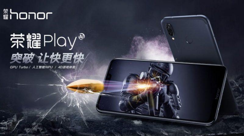 Huawei Honor Play cena specyfikacja opinie premiera