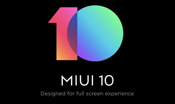 MIUI 10 Global Stable Beta ROM which Xiaomi MI 8 Pro smartphones