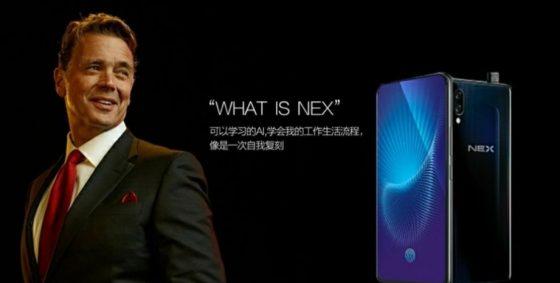 Vivo Nex S cena smartfony Xiaomi Mi 8 Xiaomi Mi 8i